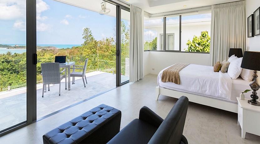 Villa contemporaine Koh Samui à vendre 0003