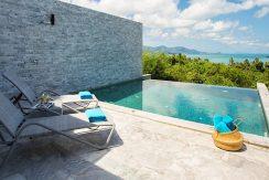 Villa contemporaine Koh Samui à vendre