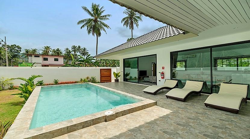 New villa Koh Samui Lamai for sale