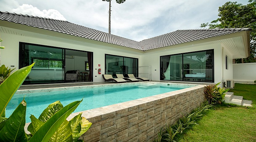 Villa neuve Koh Samui Lamai à vendre 0003