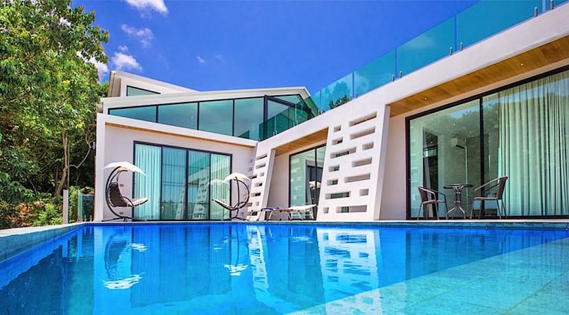 Villa Koh Samui Lamai For Sale