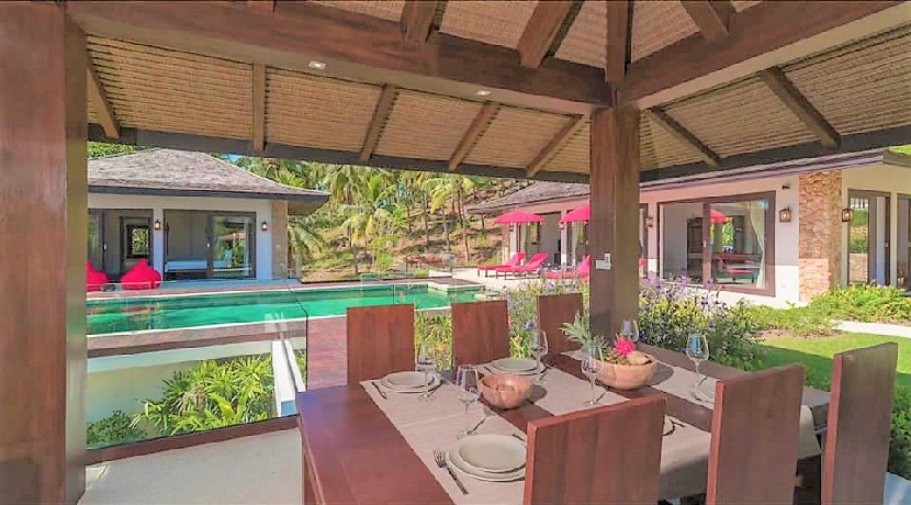 A vendre propriété Chaweng Noi Koh Samui 0027
