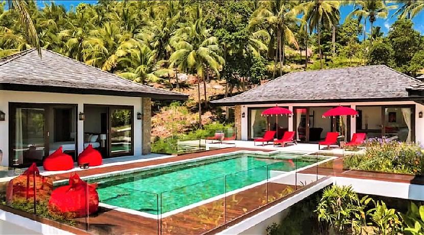 A vendre propriété Chaweng Noi Koh Samui 0029