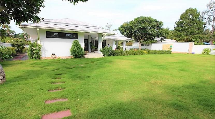A vendre villa Bang Kao Koh Samui 0001