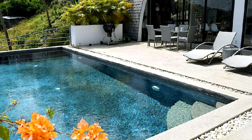 A vendre villa Chaweng Noi Koh Samui 0002