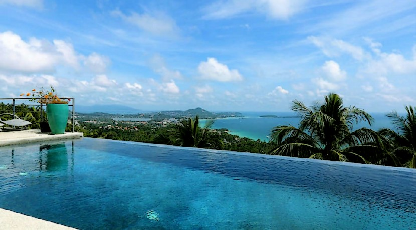 A vendre villa Chaweng Noi Koh Samui