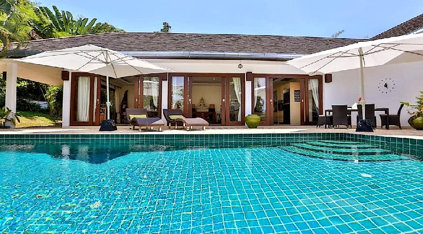 A vendre villa Fisherman village Bophut Koh Samui