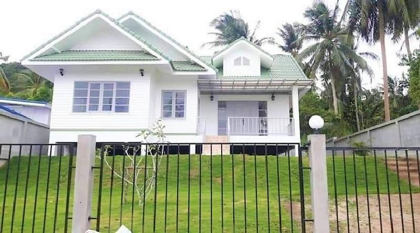 A vendre villa Maenam Koh Samui 0001