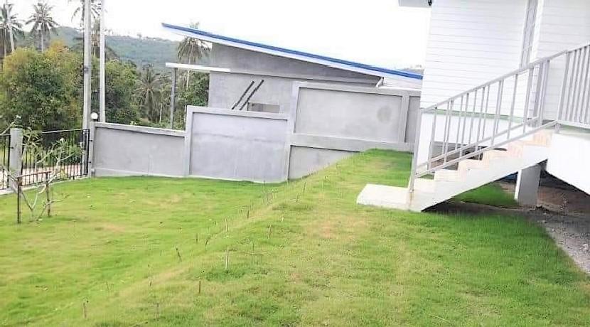 A vendre villa Maenam Koh Samui 0009