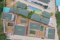 Projet villa en cours Bophut Koh Samui