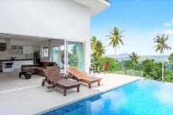 Villa 2 chambres Lamai Koh Samui