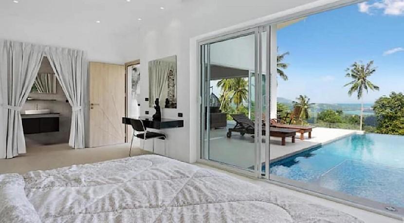 Villa 2 chambres Lamai Koh Samui 0006