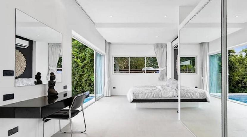 Villa 2 chambres Lamai Koh Samui 0010