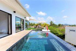 Chaweng Koh Samui villa à vendre