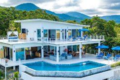 A vendre villa Srithanu Koh Phangan 0002