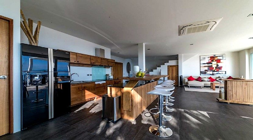 A vendre villa Srithanu Koh Phangan 0004