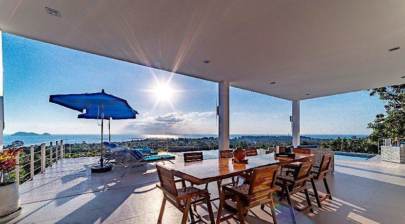 A vendre villa Srithanu Koh Phangan 0010