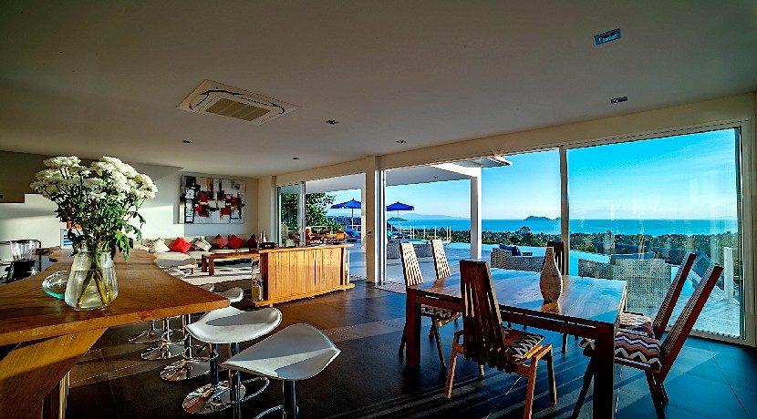 A vendre villa Srithanu Koh Phangan 0011