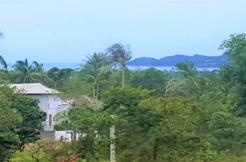 A vendre terrain Bangrak Koh Samui surface 904 m² vue mer