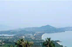 A vendre terrain Chaweng Noi Koh Samui vue mer