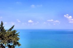 A vendre terrain Crystal Bay Koh Samui vue mer