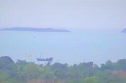 A vendre terrain vue mer Bophut à Koh Samui