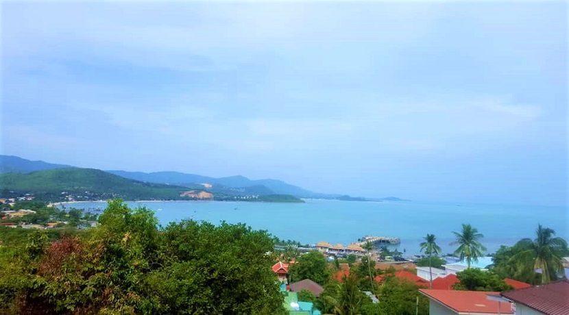 A vendre terrains Bangrak Koh Samui 01