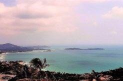 A vendre terrains Chaweng Noi Koh Samui vue mer