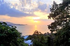 A vendre terrains Plai Laem Koh Samui vue mer