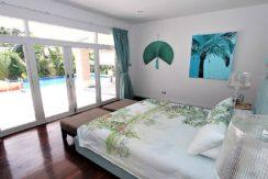 A vendre villa 3 chambres Bophut Koh Samui 0001