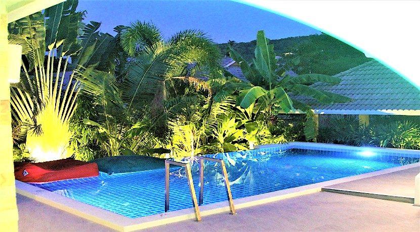 A vendre villa 3 chambres Bophut Koh Samui 0003