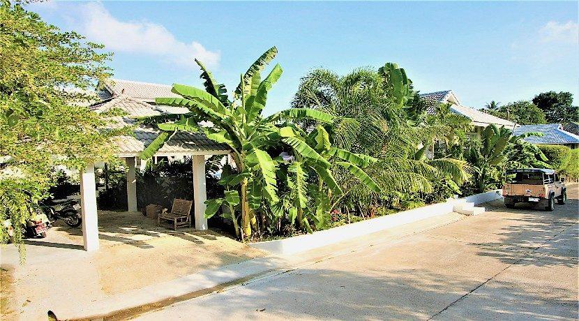 A vendre villa 3 chambres Bophut Koh Samui 0006