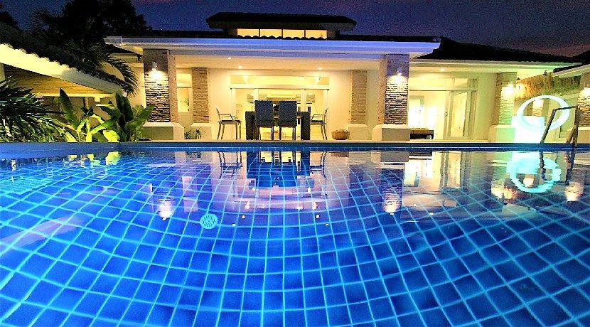 A vendre villa 3 chambres Bophut Koh Samui 0007