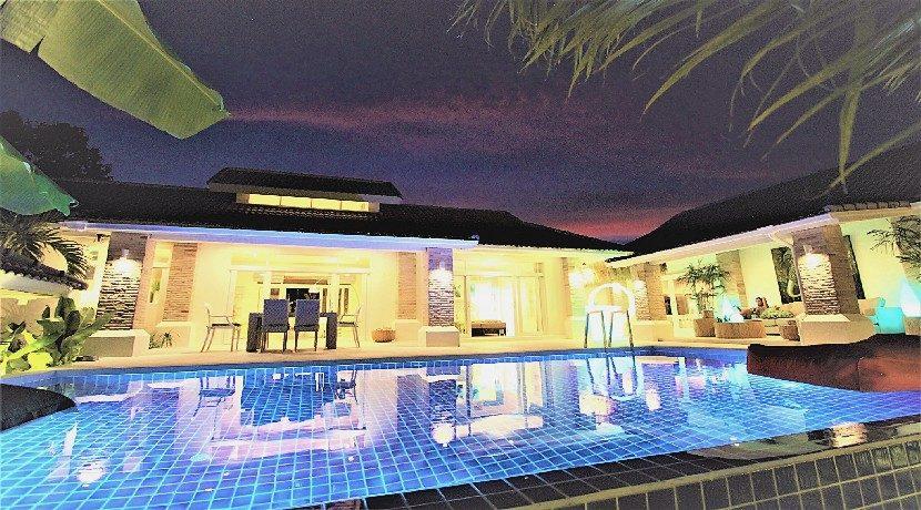 A vendre villa 3 chambres Bophut Koh Samui 0008