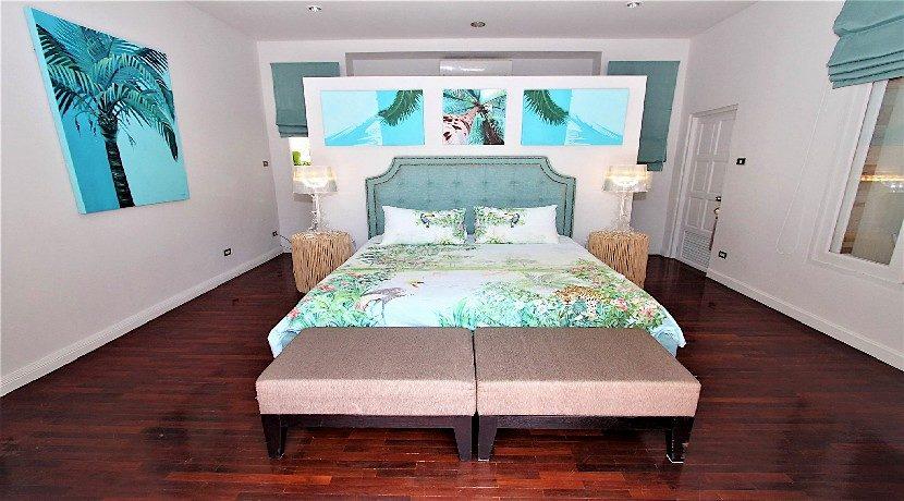 A vendre villa 3 chambres Bophut Koh Samui 0009