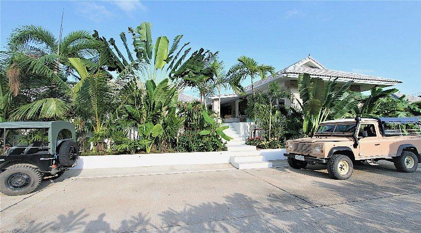 A vendre villa 3 chambres Bophut Koh Samui 0010