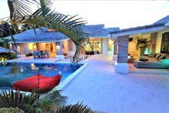 A vendre villa 3 chambres Bophut Koh Samui 0011