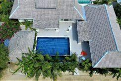 A vendre villa 3 chambres Bophut Koh Samui 0012