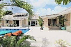 A vendre villa 3 chambres Bophut Koh Samui