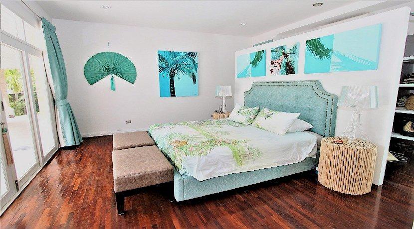 A vendre villa 3 chambres Bophut Koh Samui 0014