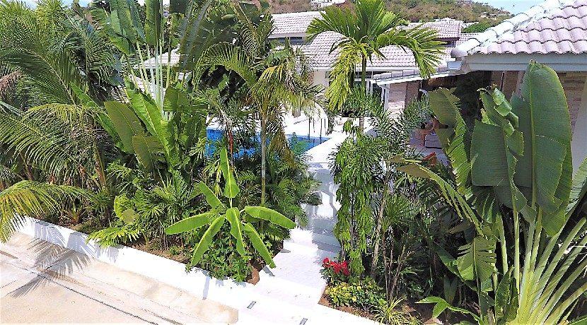 A vendre villa 3 chambres Bophut Koh Samui 0015