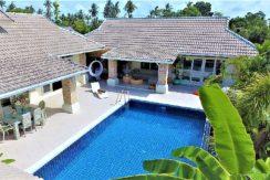 A vendre villa 3 chambres Bophut Koh Samui 0018