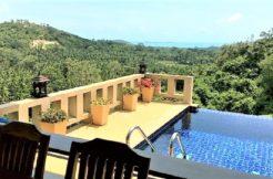Villa Taling Ngam à vendre Koh Samui
