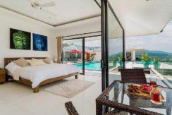 Villa de luxe Maenam à Koh Samui 0001
