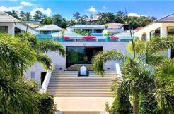 Villa de luxe Maenam à Koh Samui