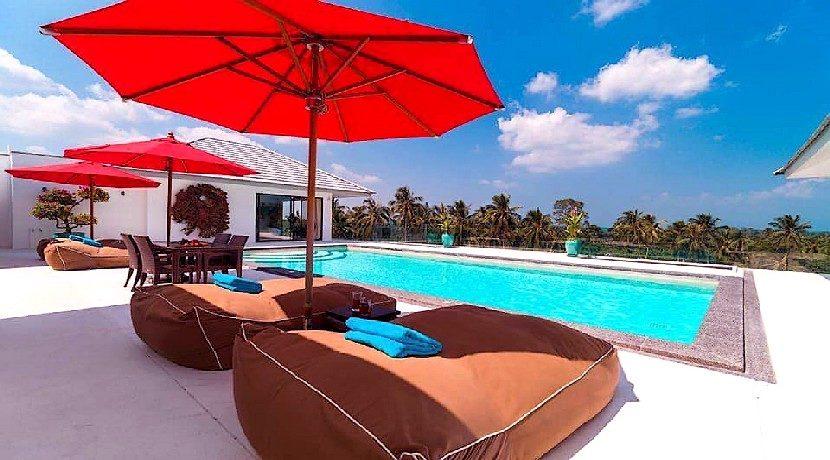 Villa de luxe Maenam à Koh Samui 0008
