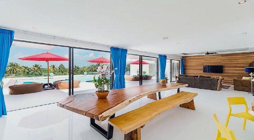 Villa de luxe Maenam à Koh Samui 0012