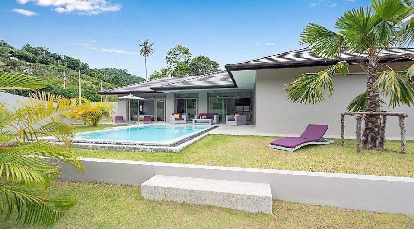 A vendre Résidence Lamai Koh Samui 0002