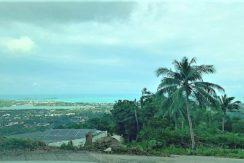 A vendre terrains Chaweng Hill Koh Samui avec vue mer