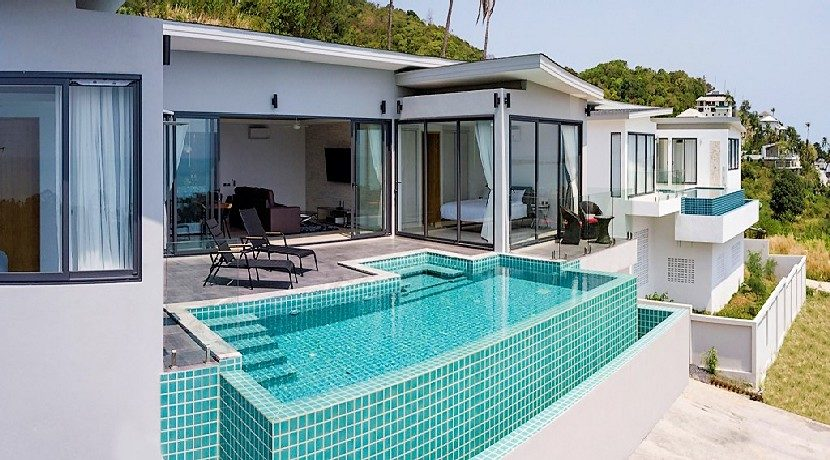 A vendre villa Chaweng Noi Koh Samui 0001